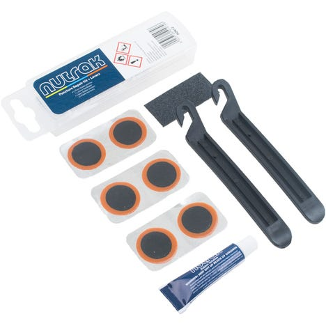 Puncture Repair Kit, Including Tyre Levers