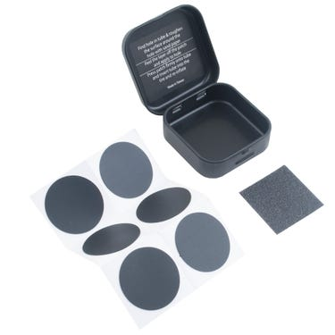 Glueless puncture repair kit