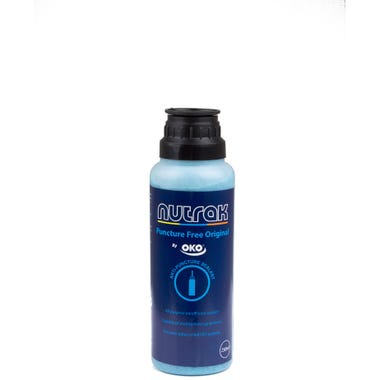 Nutrak Puncture Free Original, fills 2 standard inner tubes, 250 ml