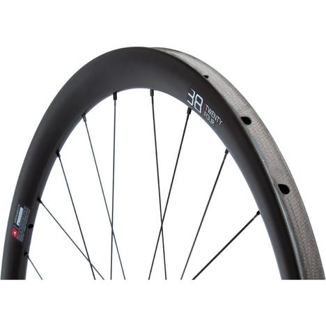 Profile Design 38 Twenty Four Tubular Rim Brake Wheelset