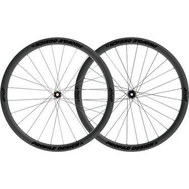 GMR 38 Twenty Six Full Carbon Clincher Tubeless Wheelset
