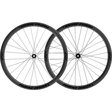 GMR 38 Twenty Six Full Carbon Clincher Tubeless Wheelset