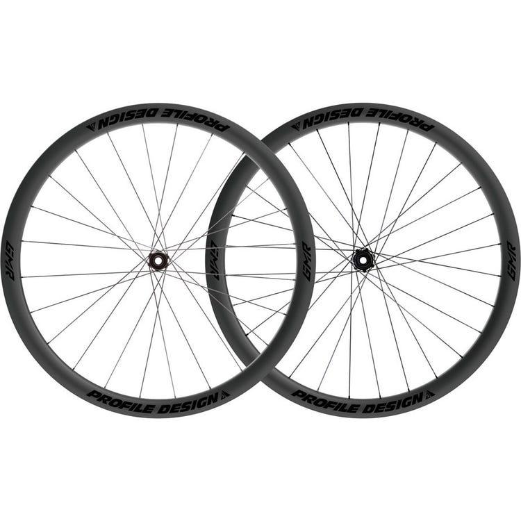 Profile Design GMR 38 Twenty Six Full Carbon Clincher Tubeless Wheelset