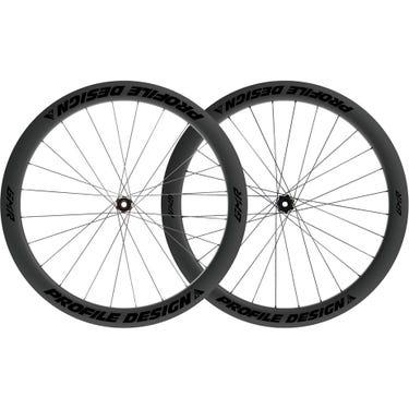 GMR 50 Twenty Six Full Carbon Clincher Tubeless Wheelset