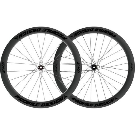 GMR 50 Twenty Six Full Carbon Clincher Tubeless Wheelset