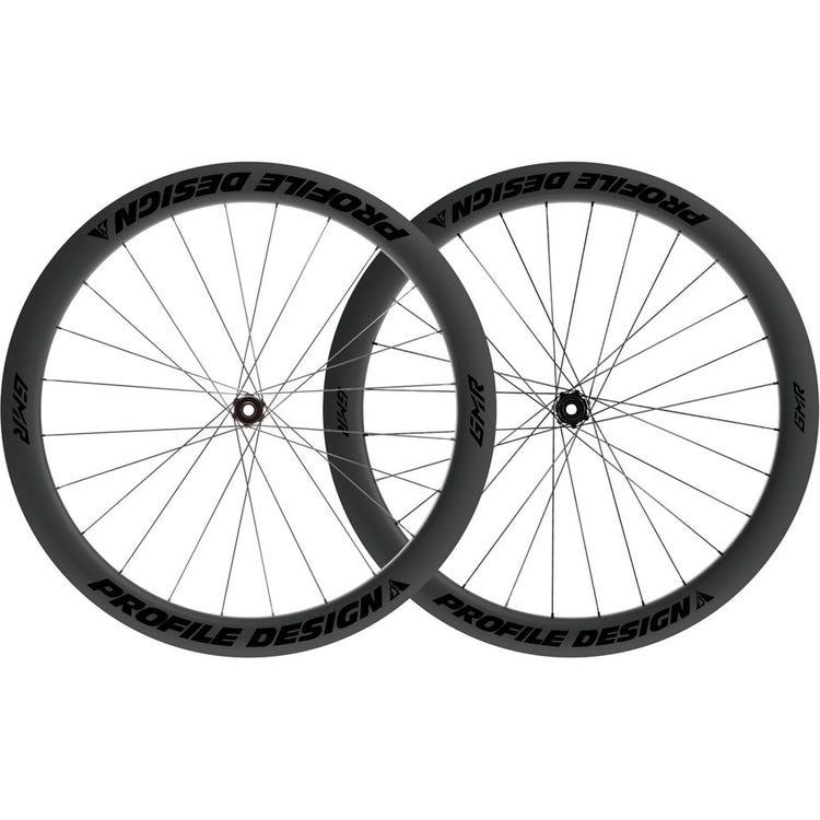 Profile Design GMR 50 Twenty Six Full Carbon Clincher Tubeless Wheelset
