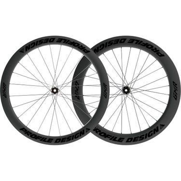 GMR 50/65 Twenty Six Full Carbon Clincher Tubeless Wheelset