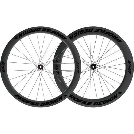 GMR 50/65 Twenty Six Full Carbon Clincher Disc Brake Centre Lock Tubeless Wheels