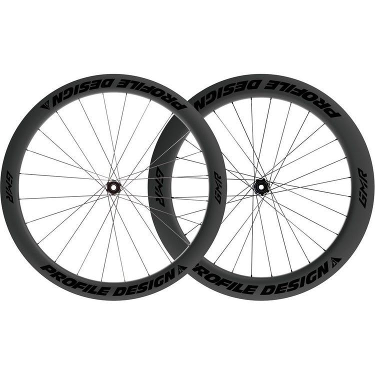 Profile Design GMR 50/65 Twenty Six Full Carbon Clincher Tubeless Wheelset