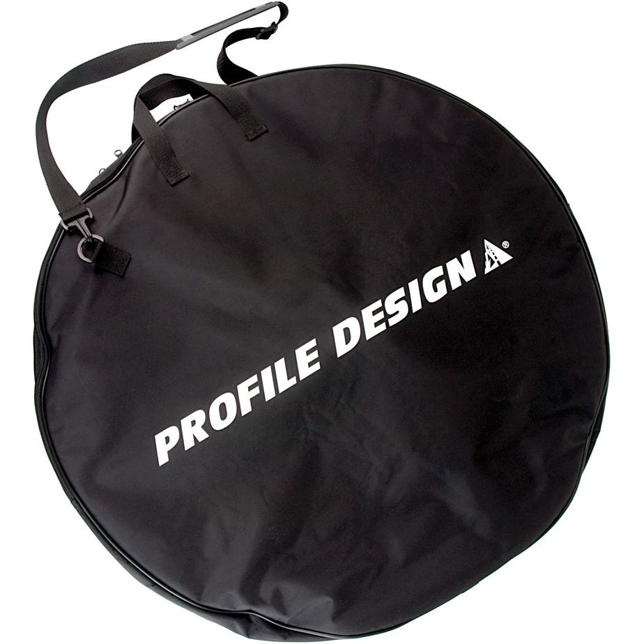 Profile Design Padded Wheel bag - for two wheels
