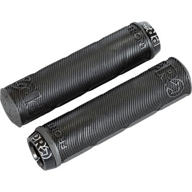PRO E Control Lock On Grips, 32mm, Black