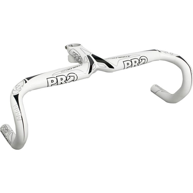 PRO Stealth EVO carbon one-piece handlebar and stem