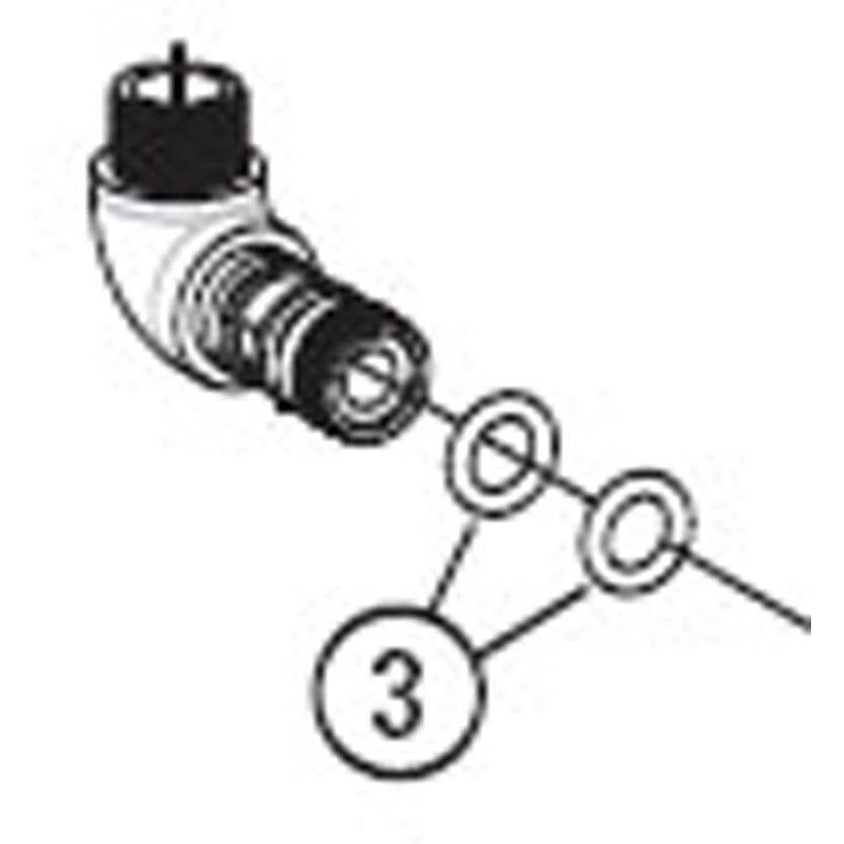 Park Tool 1084-2 - large elbow O-ring PFP-3