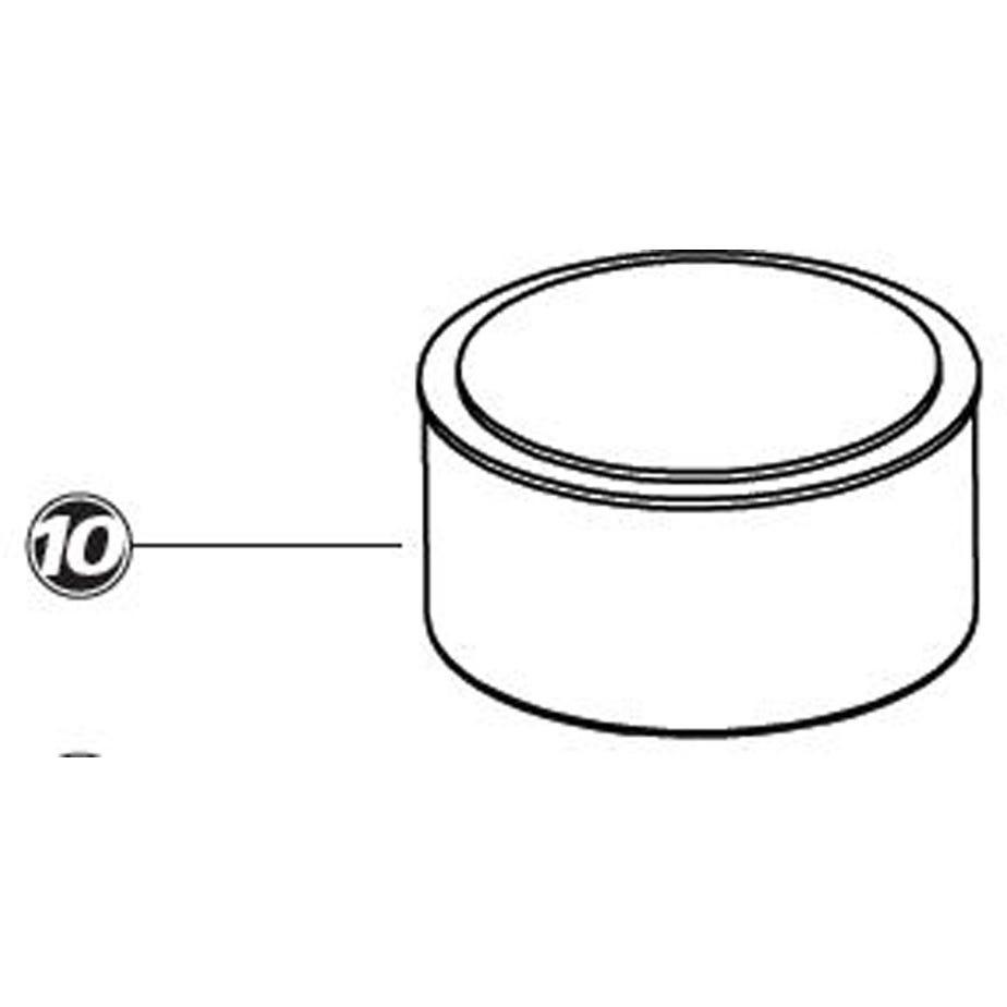 Park Tool 1582 - Pressure gauge for INF-1