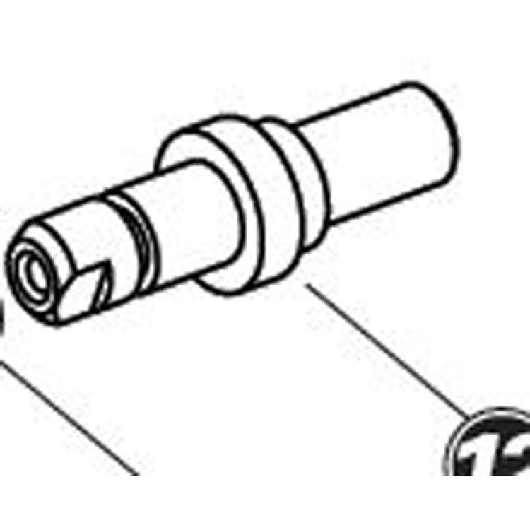 Park Tool 1584 - Head adaptor for INF-1