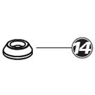 1586 - Presta seal for INF-1