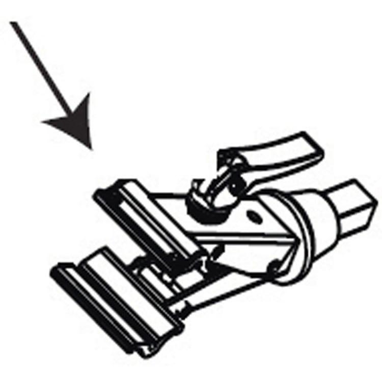 Park Tool 1795 - complete clamp for PCS-10, PCS-12