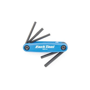 AWS-9.2 - Fold-Up Hex Wrench & Screwdriver Set