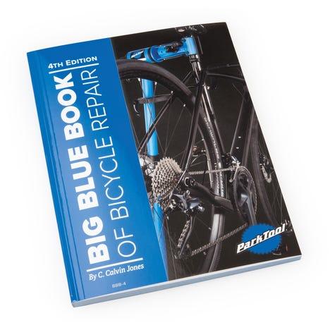BBB-4 - Big Blue Book Of Bicycle Repair Volume IV