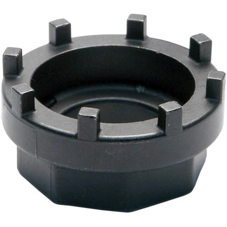 BBT-18 - Bottom Bracket Tool 8-Tooth Splines: Shimano & Isis Sealed Cartridge