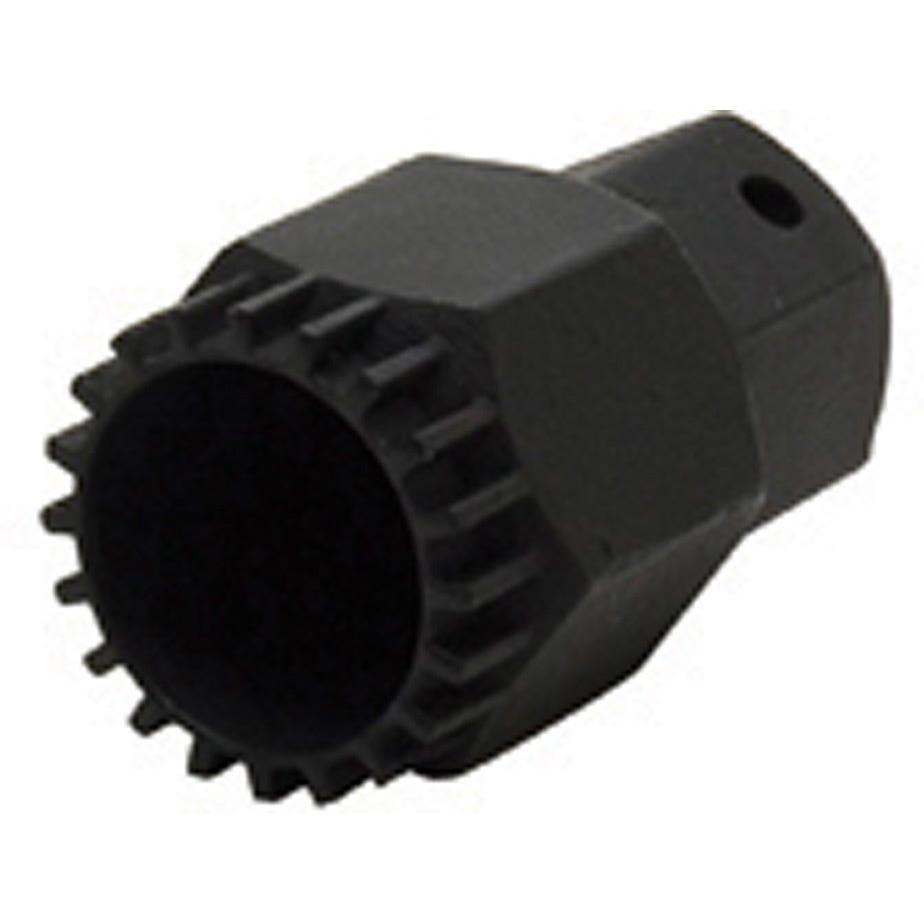 Park Tool BBT-22 - Bottom Bracket Tool 20-Tooth Splines: Shimano & ISIS Sealed Cartridge