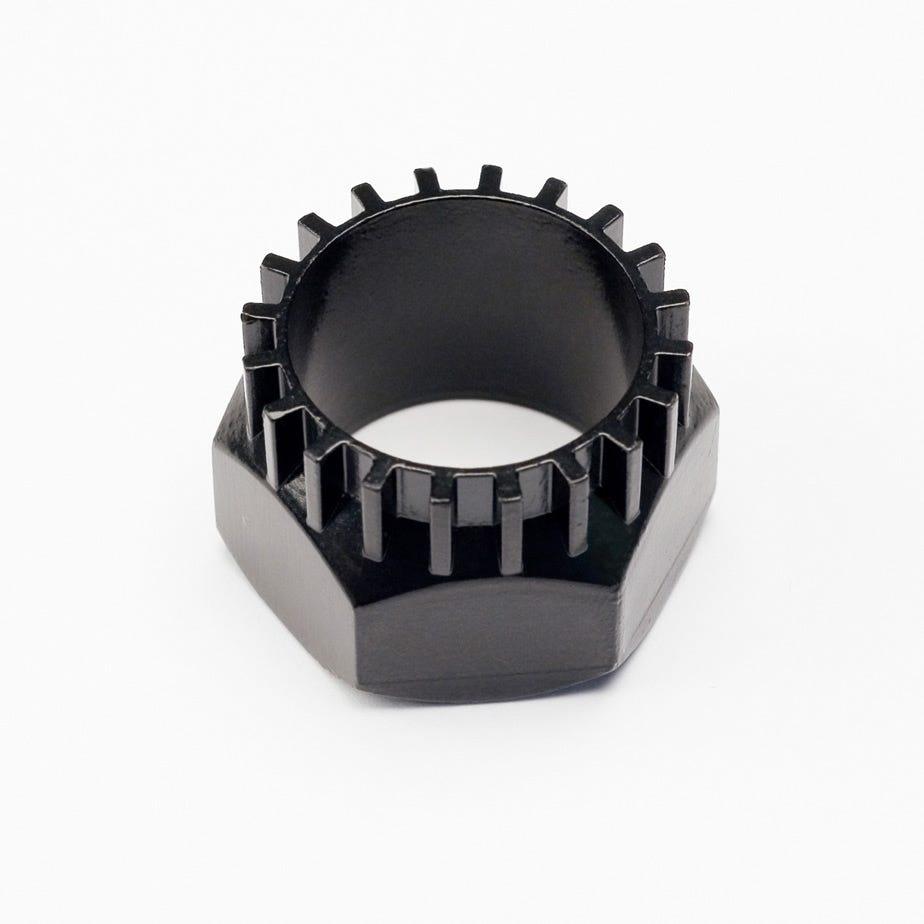 Park Tool BBT-32 - Compact Bottom Bracket Tool 20-Tooth Splines: Shimano & ISIS Sealed Car