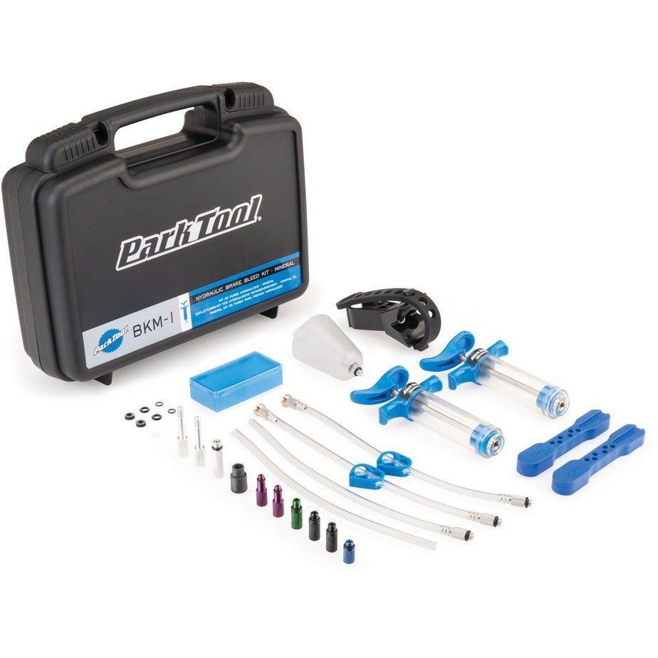 Park Tool BKM-1 - Hydraulic Brake Bleed Kit For Mineral Oil