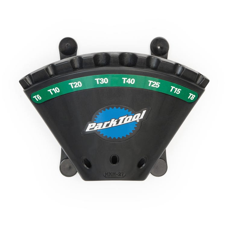 Park Tool HXH-2T - Wall Mount Torx® Compatible Driver Holder