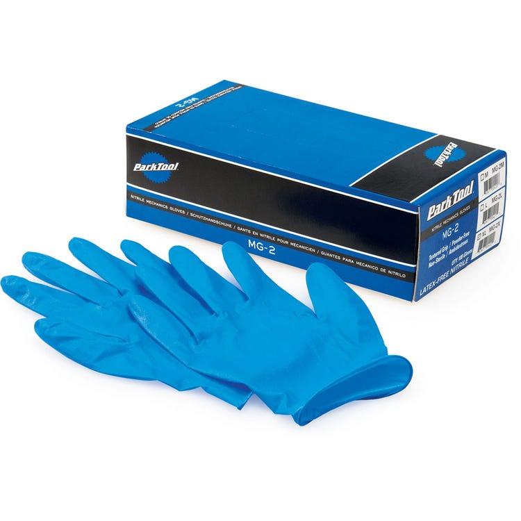 Park Tool MG-2 Nitrile Mechanics Gloves