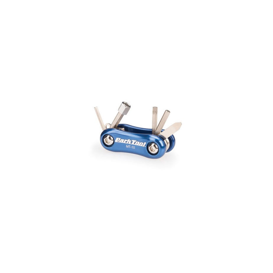 Park Tool MT-10 - Mini Fold Up Multi -Tool