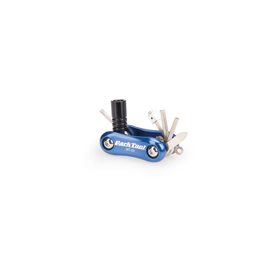 Park Tool MT-20 - Mini Fold Up Multi -Tool