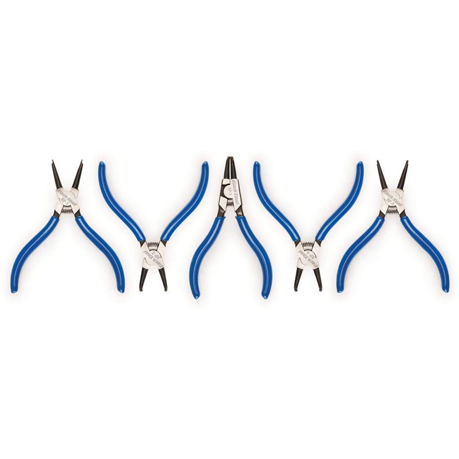 Park Tool RPSET-2 - Snap Ring Plier Set