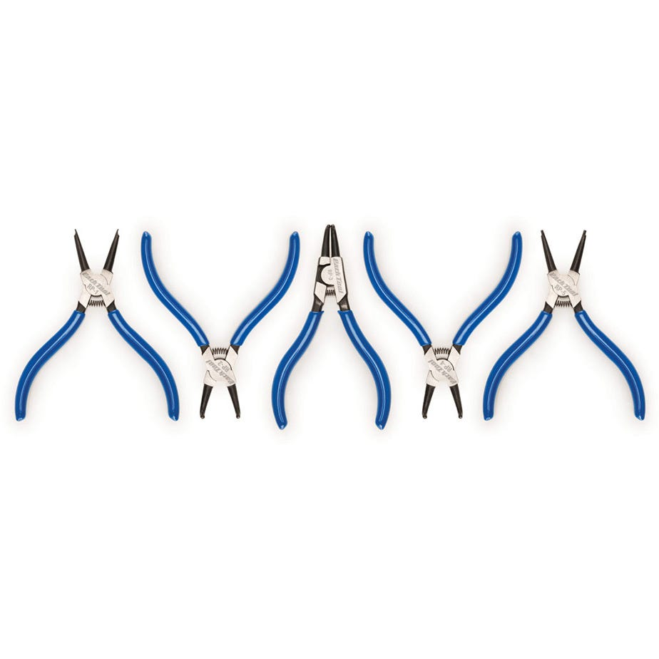 Park Tool RPSET-2 - Snap Ring Plier Set