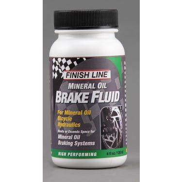 Mineral Oil Brake Fluid - 4 oz / 120 ml