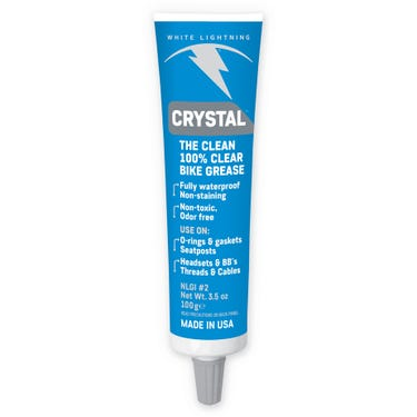 Crystal Grease - Clear Grease