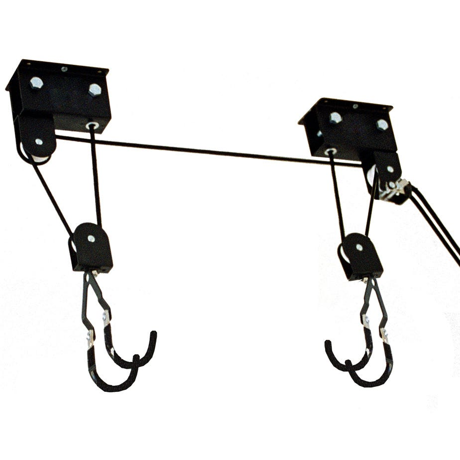 Gear Up Up-and-Away Deluxe Hoist system with accessory straps (100 lb capacity)