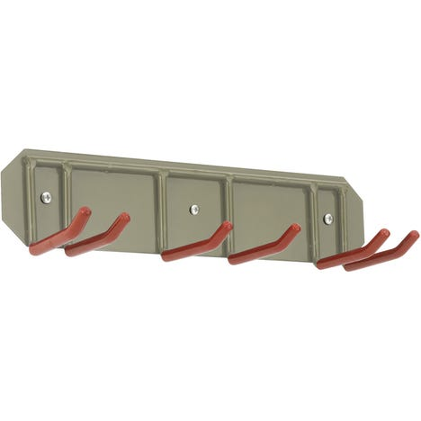 Dos - 2 pairs of skis wall mount storage