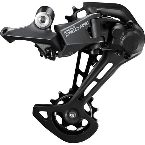 Deore M5100 rear derailleur, 11-speed, Shadow+, SGS long cage