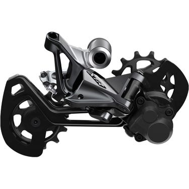 RD-M9120 XTR 12-speed rear derailleur, SGS long cage, for 10-45T/double ring