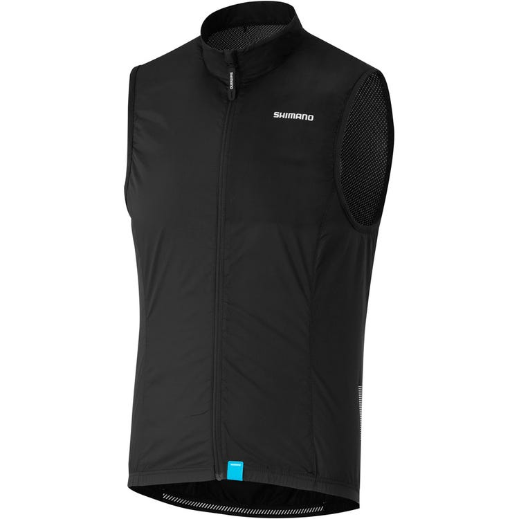 Shimano Clothing Men's Compact Wind Vest