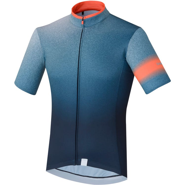 Shimano Clothing Men's Mirror Cool Jersey