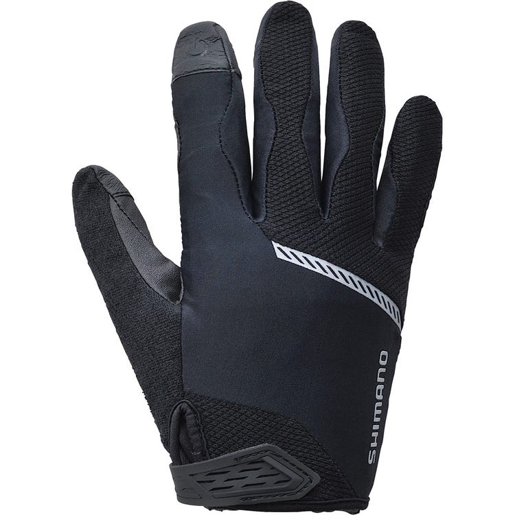 Shimano Clothing Men's Original Long Gloves