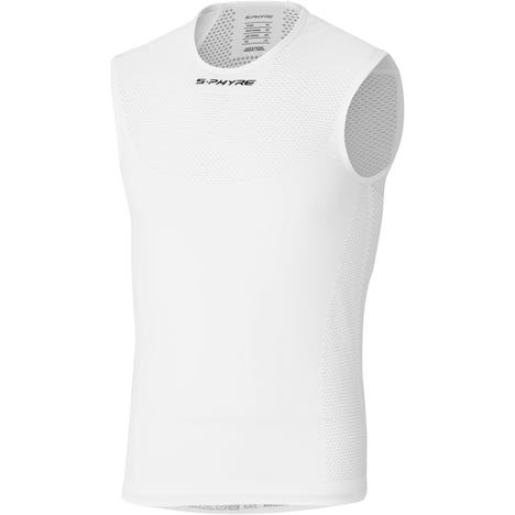 Shimano Clothing Men's S-PHYRE Sleeveless Baselayer