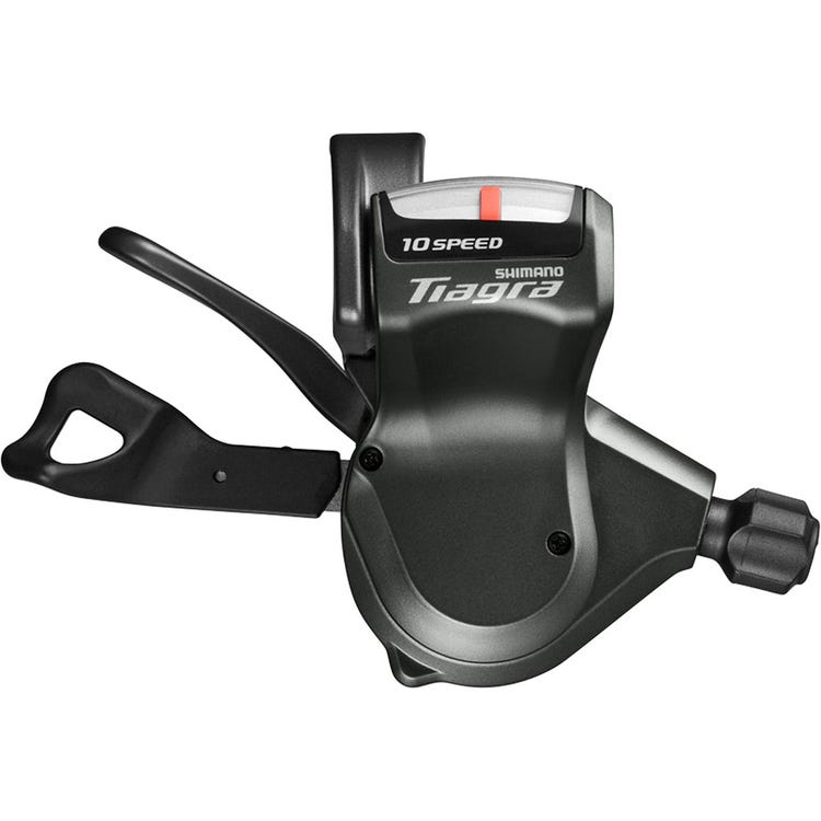 Shimano Tiagra SL-4703 Tiagra Rapidfire shift lever set for flat bar, triple