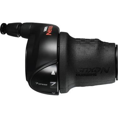 SL-C3000 Nexus 7-speed Revo shifter, right hand, black