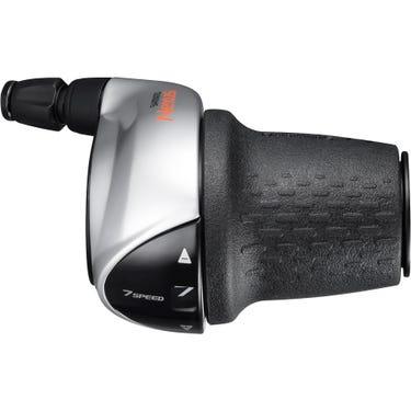 SL-C3000 Nexus 7-speed Revo shifter, right hand, silver