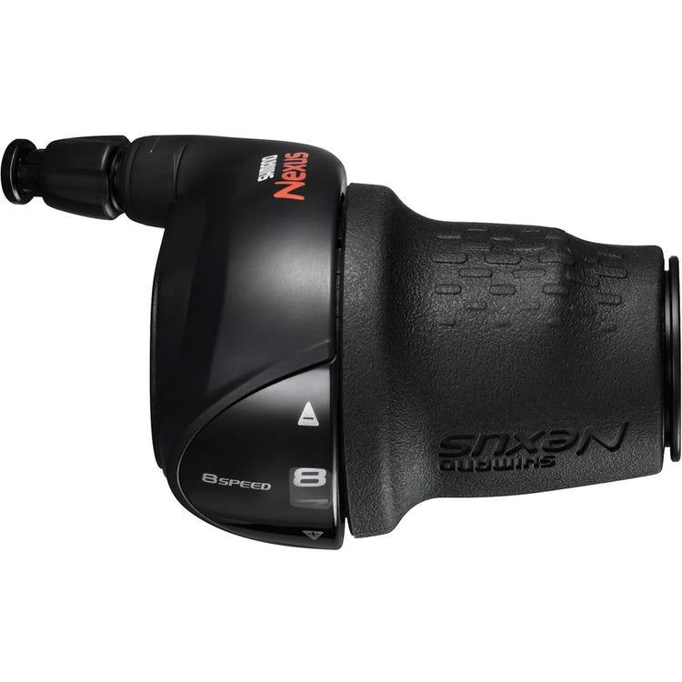Shimano Nexus SL-C6000 Nexus 8-speed Revo shifter, right hand, black
