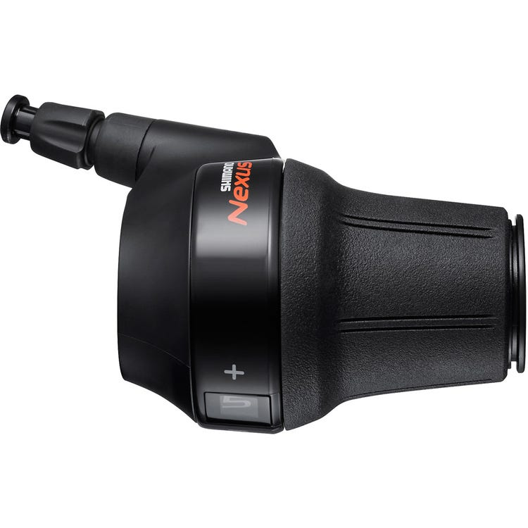 Shimano Nexus SL-C7000-5 Nexus revo shifter, 5-speed, with cable, right hand, black