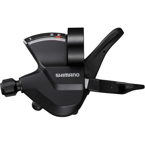 Shimano SL-M315-L shift lever, band on, 3-speed, left hand