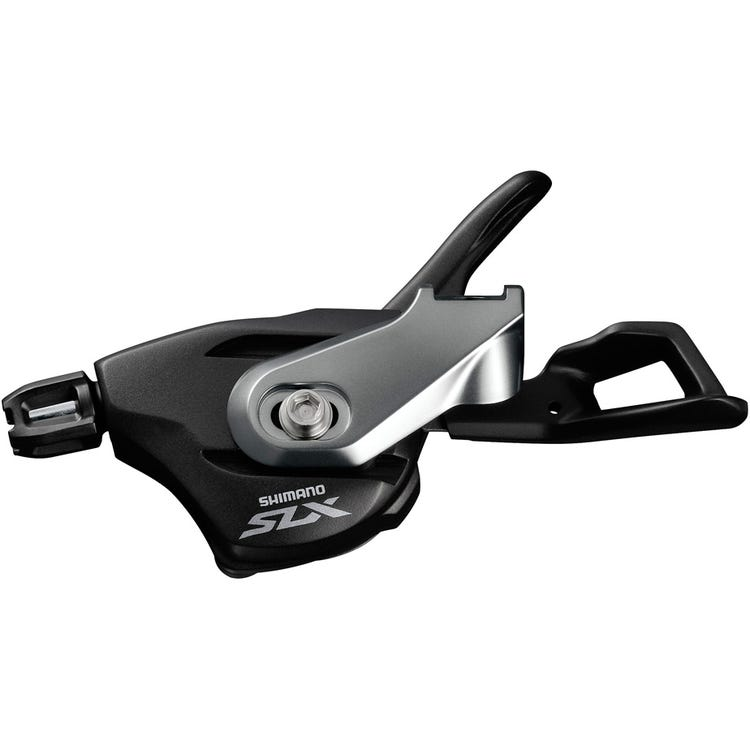 Shimano SLX SL-M7000 SLX shift lever, I-spec-B direct attach mount, 2/3-speed left hand